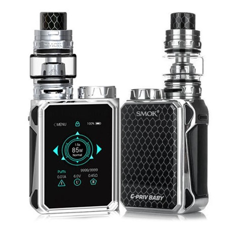 SMOK G-PRIV Baby Kit(Prism Chrome)