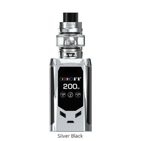 Smok R-Kiss 200W Kit (Silver Black)