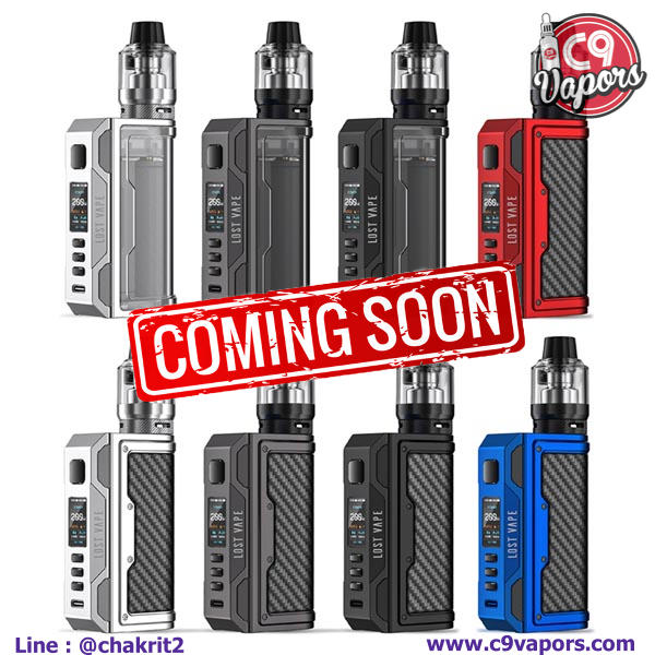 Lost Vape Thelema Quest 200W Kit