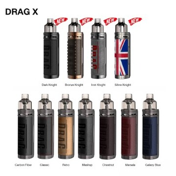 VOOPOO Drag X 80W Box Kit